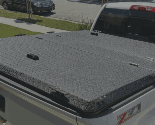 How to Clean a Tonneau Cover Step by Step Guide