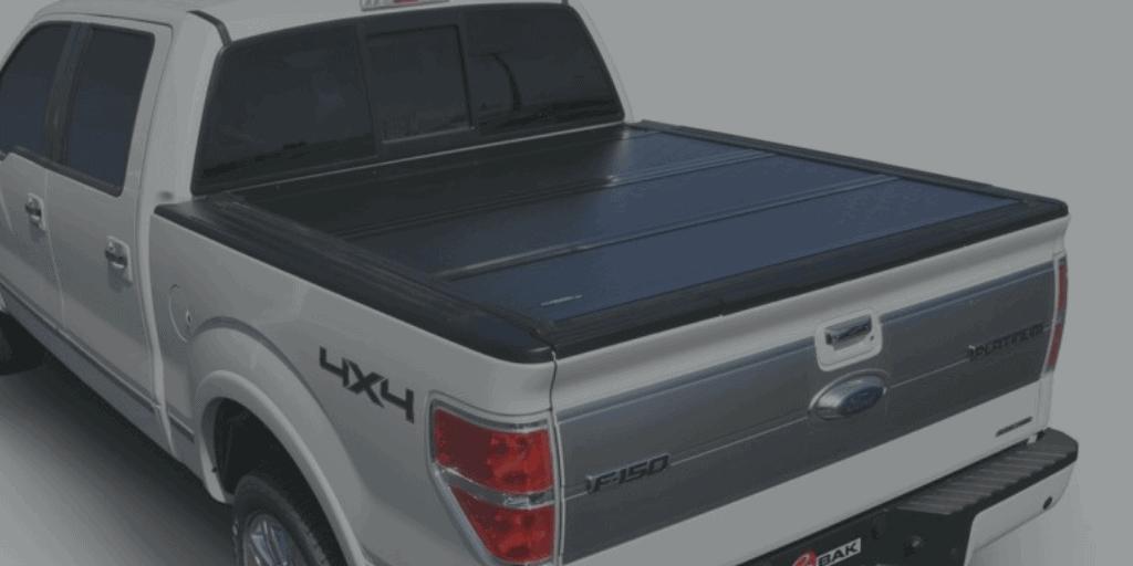 Bakflip Truck Bed Cover