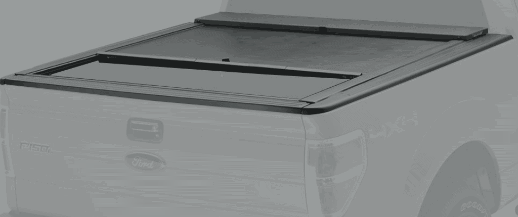 Roll-N-Lock LG111M M-Series Manual Retractable Truck Bed Cover for F150 XSB 09