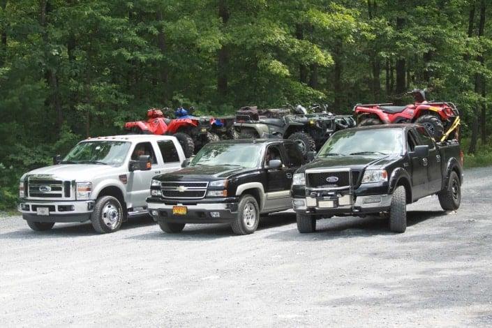 Roll-Up Truck Tonneau Covers